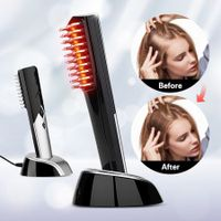 Infrared Hair Growth Thickening comb Targeted Hair Loss Treatment