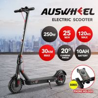 New M365 AU Model 250W Foldable Electric Scooter with APP Control Headlight LED Display