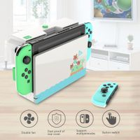 Dual Cooling Fan Heatsink For Nintendo Switch NS N-Switch Game Console Dock Stand Cooler