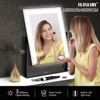 Maxkon Hollywood Style Makeup Mirror with Lights with Touch Control