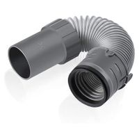 Shark Nozzle Hose OEM Navigator Lift-Away Floor Nozzle Hose for UV440, NV350, NV352, NV356, NV357-Part No. 193FFJ (1 Hose), Nozzle Hose, Gray