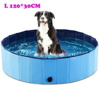 Size L Foldable Pool for Pet bath Tub and Kids Pool 3 sizes available