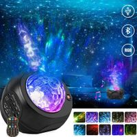 Star Projector Night Lights,3 in 1 Galaxy Projector Light
