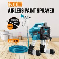 1200W Airless Paint Sprayer Gun Sprayer Spray Paint Machine