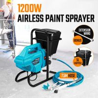 1200W Airless Paint Sprayer Gun Sprayer Paint Machine 2.2L/min