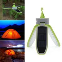 Clover Camping Lights Collapsibl Portable Rechargeable Lighting Lamp