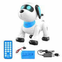 Remote Control Dog Stunt Voice Control   Dancing Programmable with Sound Electronic Pets Dog toy