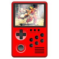 Handheld Game Console for Kids/Boy Gift(Red)