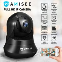 Anisee CCTV Security Camera IP Wireless Camera System Outdoor Home Full HD 1080P