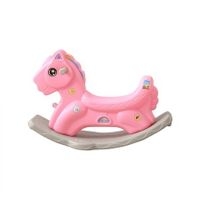 BoPeep Kids Rocking Horse Toddler Baby Horses Pony Ride On Toy Balance Rocker