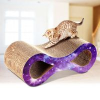 Cat / Kitten Claw Scratching Board Scratch Post - Dual Layer Design
