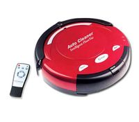 Robot Vacuum Cleaner - Bagless, Self Charging and Auto Turn Off Feature