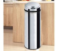 50L Touchless Rubbish Bin