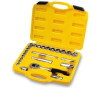 26 Piece Socket Wrench Tool Set