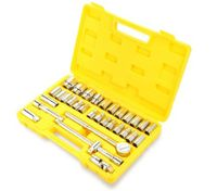 32 Piece Socket Wrench Tool Set