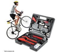 Bicycle Cleaning Tool Kit