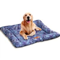 PaWz Pet Cooling Mat Gel Mats Bed Cool Pad Puppy Cat Non-Toxic Beds Summer XL