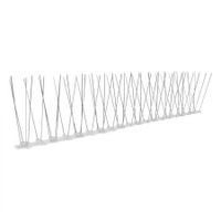 10x 50cm Anti Narrow Bird Spikes Pigeon Deterrent Repellent Bird Sting Stainless