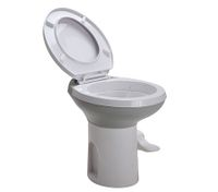 Caravan Gravity Flushing Toilet