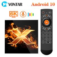 Android 10 4G 32G ROM 4KHD 2.4G&5G Wifi BT5.0 Google Voice Assistant