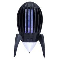 Bug Zapper Mosquito Killer with Camping Lamp for Outdoor and Indoor