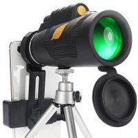 Telescope Laser Night Vision 50X 60mm Zoom Outdoor Military Professional Hunting Spyglass for Adults