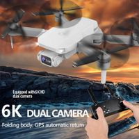 5G optical 6K CAMERA flow GPS brushless folding UAV with dual WiFi professional aerial camera