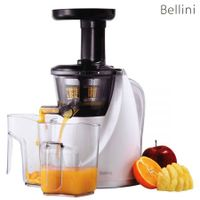 Slow Cold Press Juicer - Premium Brand: Bellini