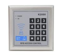 K2000 Password Access Control ID Card Reader Stand-alone Single Door System