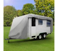 16-18FT Open Side Caravan Cover