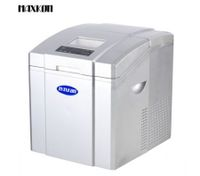 Silver 3.2L Portable Ice Maker