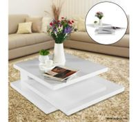 High Gloss Modern Coffee Table