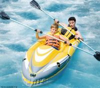 Bestway 357cm Double Inflatable Wave Line Kayak