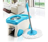 360 Degree Spin Mop & Dry Bucket