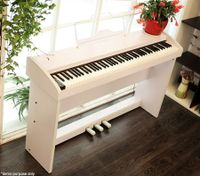 MELODIC 100 Rhythm 88 Standard Digital Piano- White