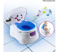 Smiley Face Toddler Toilet Training Potty Seat