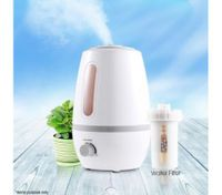 2.3L Ultrasonic Air Humidifier Purifier Steam Aroma Vaporiser Diffuser Mist