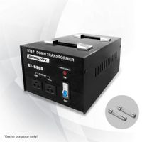 5000W Step Down Transformer/Voltage Converter