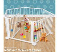 6 Panel Baby / Pet Play Pen
