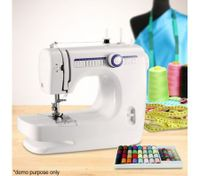 14 Pattern Sewing Machine