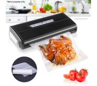 Vacuum Food Saver & Preservation Heat Sealer w/Free Vacuum Bag