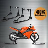 Motorcycle Paddock Stand Front & Rear Stand Lift