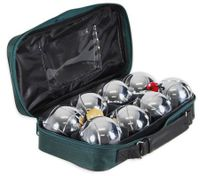 Deluxe Eight Ball Boule Set