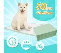 50pcs Puppy Training Pads 60cm x 60cm