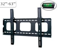 "32"" - 63"" Plasma/LCD TV Wall Bracket/Mount 80Kg Load - Black"