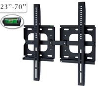 "23"" - 70"" Universal Plasma / LCD TV Monitor Adjustable Tilt Wall Mount Bracket - Black"