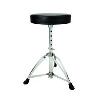 Pro Heavy Duty Drum Chair - Adjustable Height