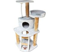 Cat Tree 120cm Condo Scratching Post Play Center - 5 Levels