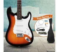 "39"" Electric Guitar Pack (Sunburst)"
