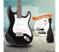 "39"" Electric Guitar Pack (Black)"